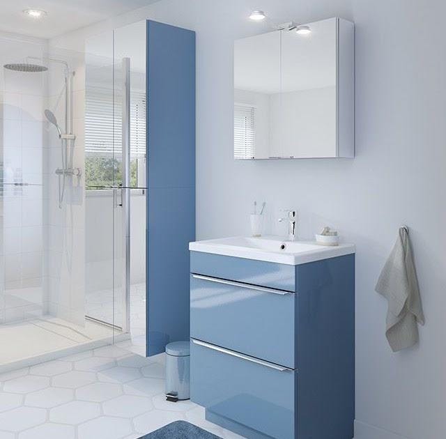 meuble salle de bain sous vasque 60 cm