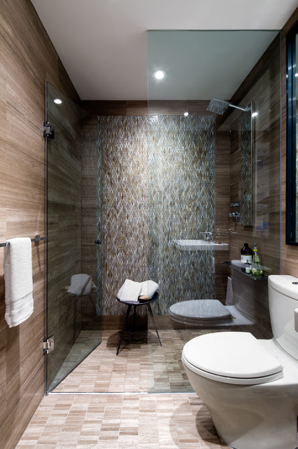 Downtown Toronto Condo Contemporary Bathroom Other by Toronto Interior Design Group - Home Ideas Modern Home Design: Interior Designers Toronto