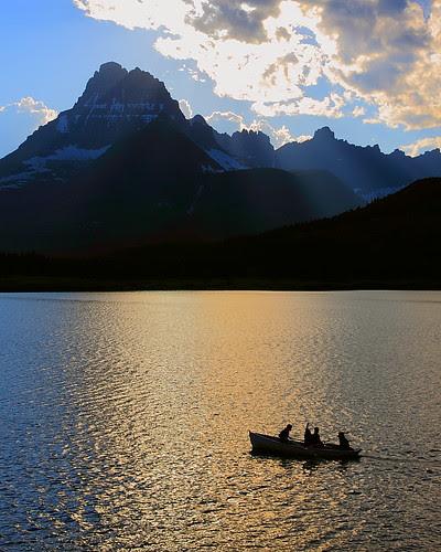 IMG_1424 Boating, Glacier National Park