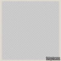 Лист веллума с рисунком HOTP - Vellum Dots, 30х30 см - ScrapUA.com