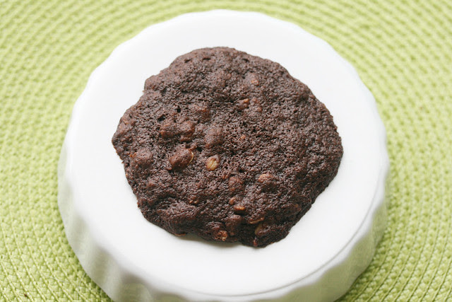 Chocolate Oatmeal Cookies - Tuesdays with Dorie