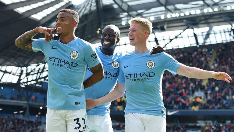 Man City 5 - 0 Liverpool - Match Report & Highlights