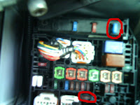 2008 Toyota Yaris Fuse Box Location