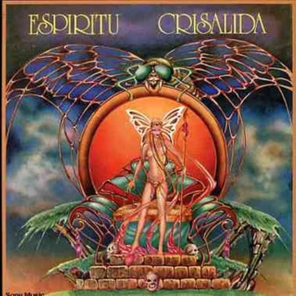 Espíritu Crisalida album cover