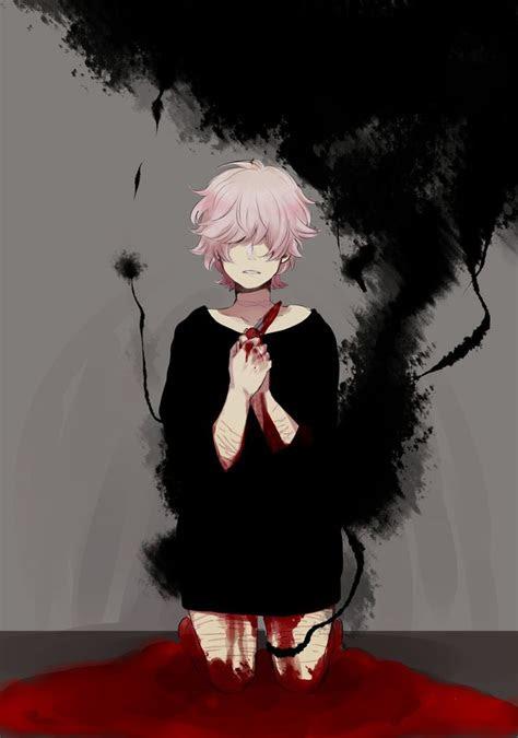 dark bloody crazy pain gore guro animes