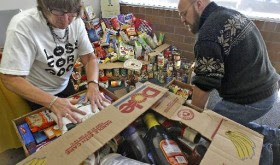 Thurston County Food Bank - Working to end hunger in our community