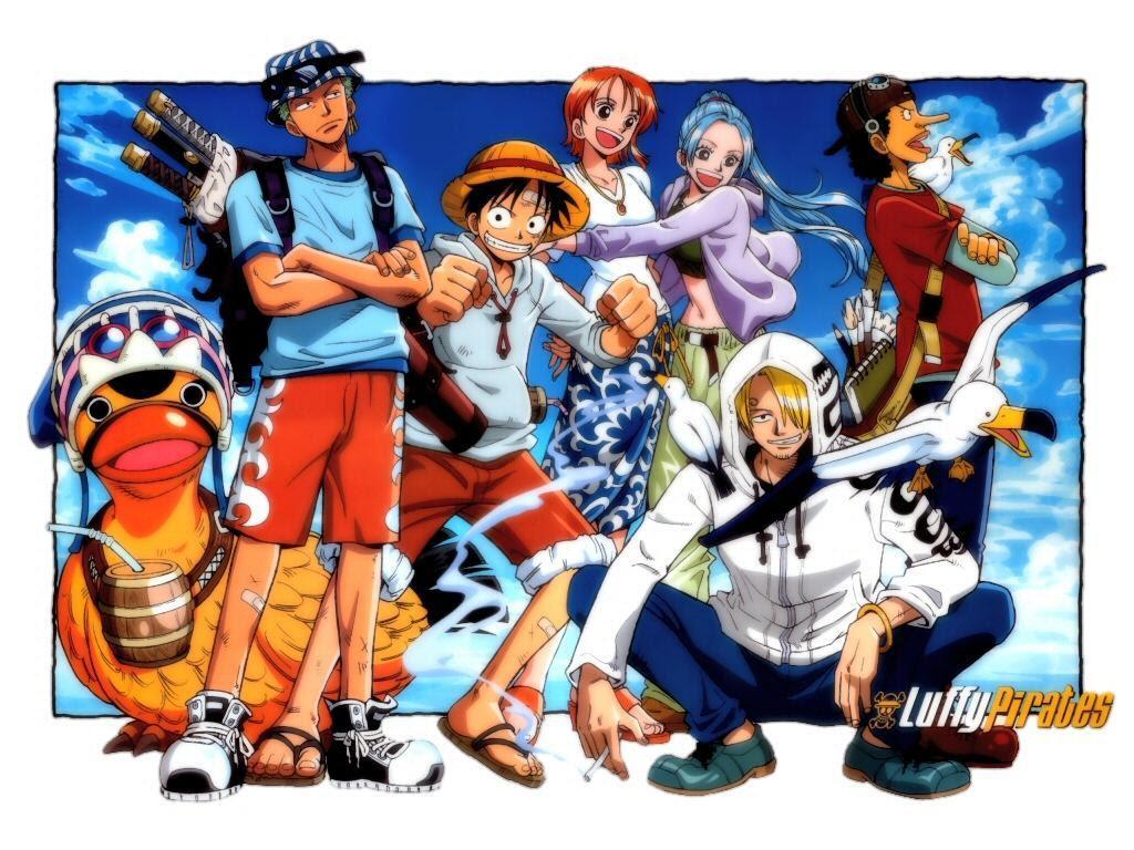Dessin en couleurs  imprimer Personnages cél¨bres Mangas e Piece numéro