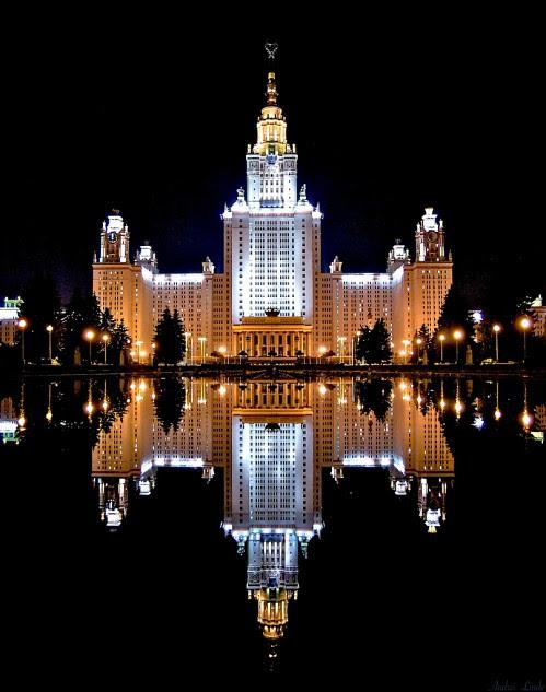 Lomonosov Moskova Devlet university