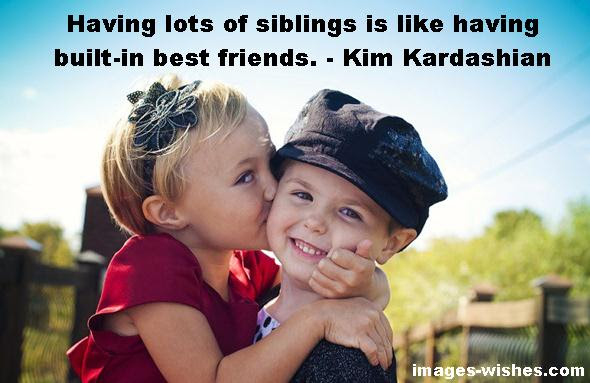 National Siblings Day 2018 Best Brother Sister Quotes Best