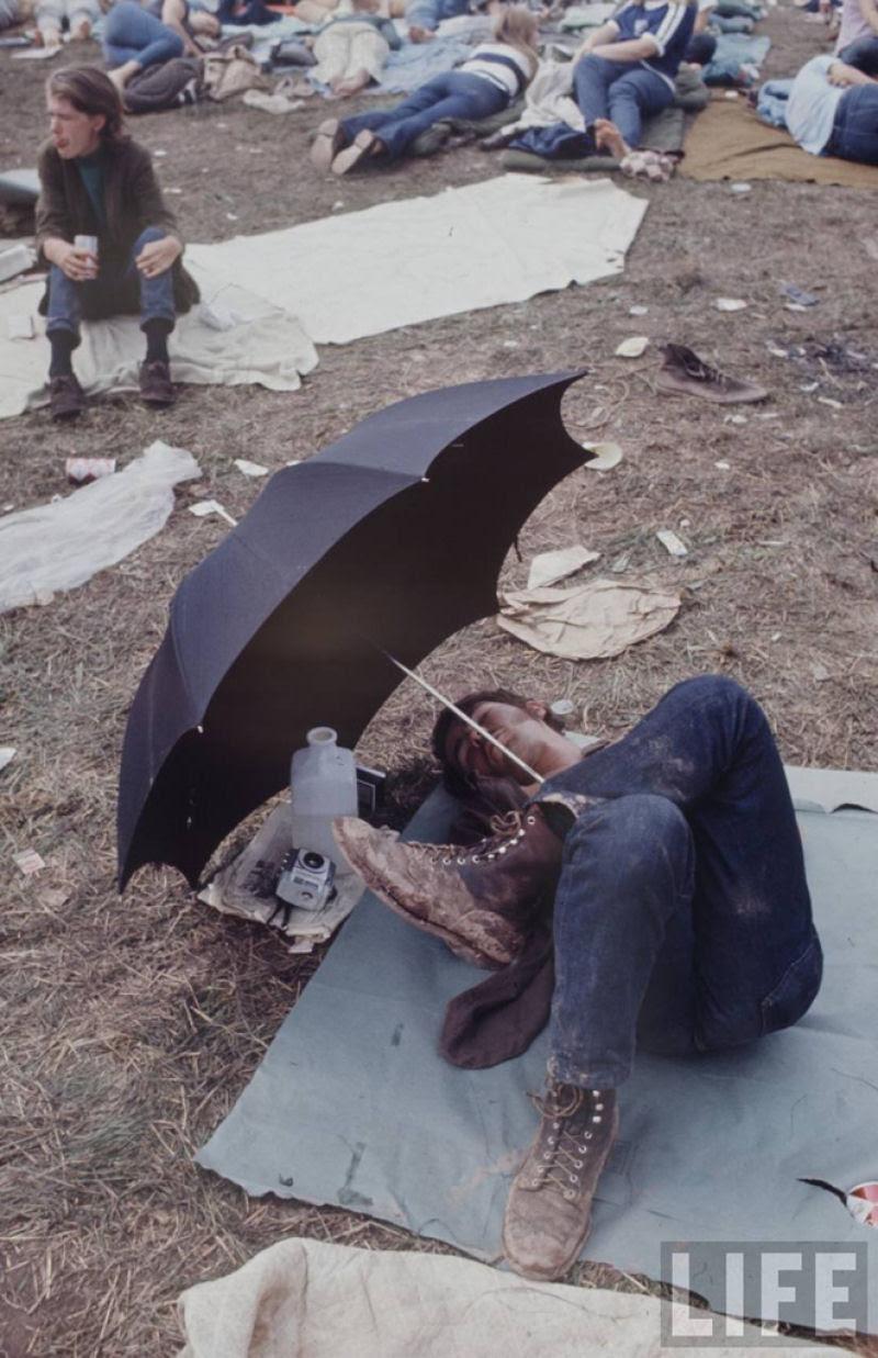 O festival de Woodstock em números e imagens 59