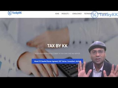Exclusive for CS Professional: Direct Tax Live class starting from 8-2-2...