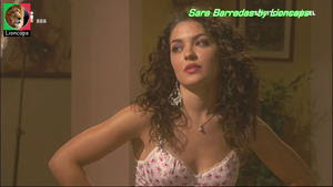 Sara Barradas  sensual em vários trabalhos