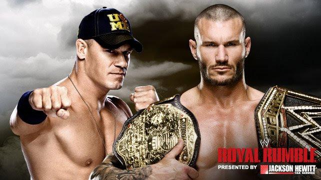 Wyniki Royal Rumble 2014