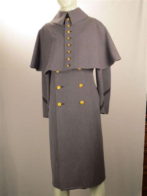 vintage west point cadet store uniform coat overcoat