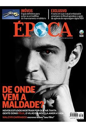 Capa - Edição 793 (Foto: ÉPOCA)