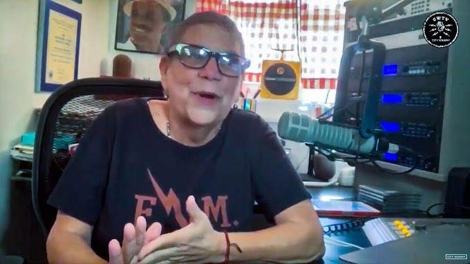 """""""North Star of WFUV's Sound,"""" Rita Houston, Dies Aged 59"""