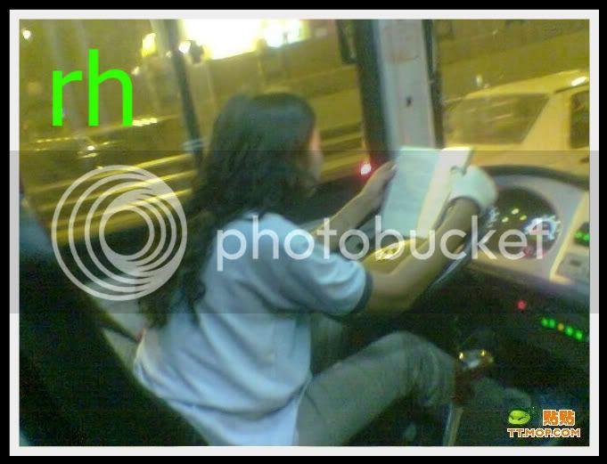 Bila ingin pulang selamat, hindari naik bus bila pergi ke Cina