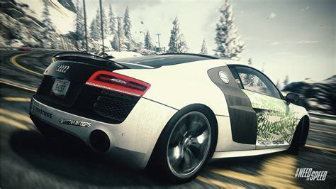 Audi R8 Drift Need For Speed Rivals Game Wallpapers   1366x768   361327