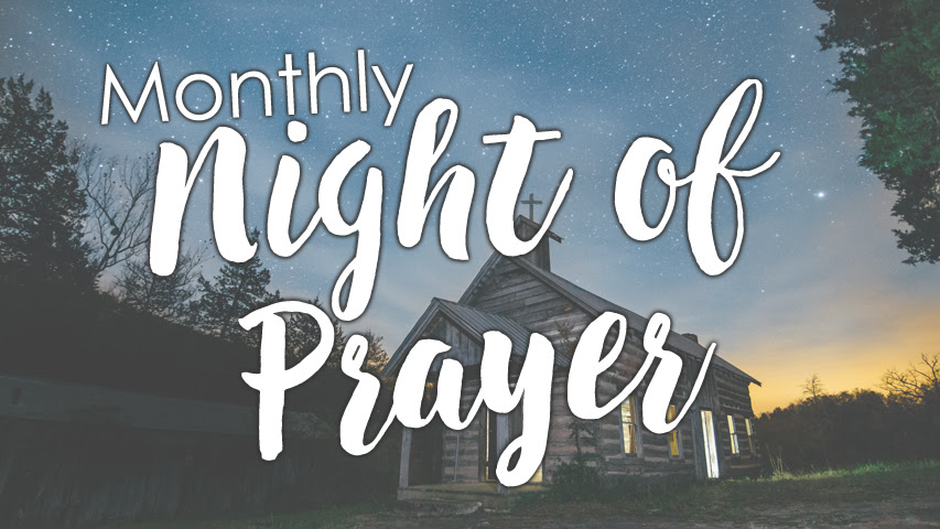 Mount Of Olives Lutheran Church Monthly Night Of Prayer At Mount