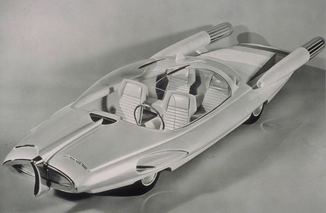 1958 Ford X-2000