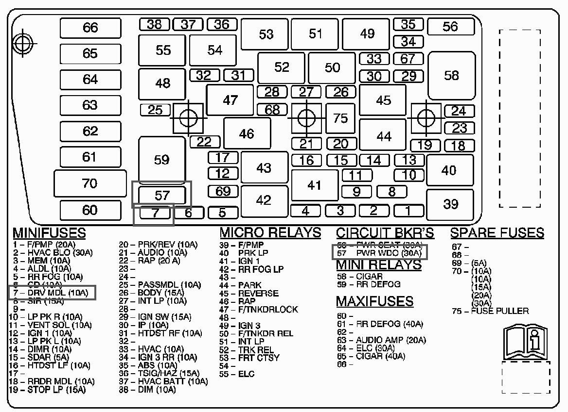 2005 F250 Fuse Box Diagram