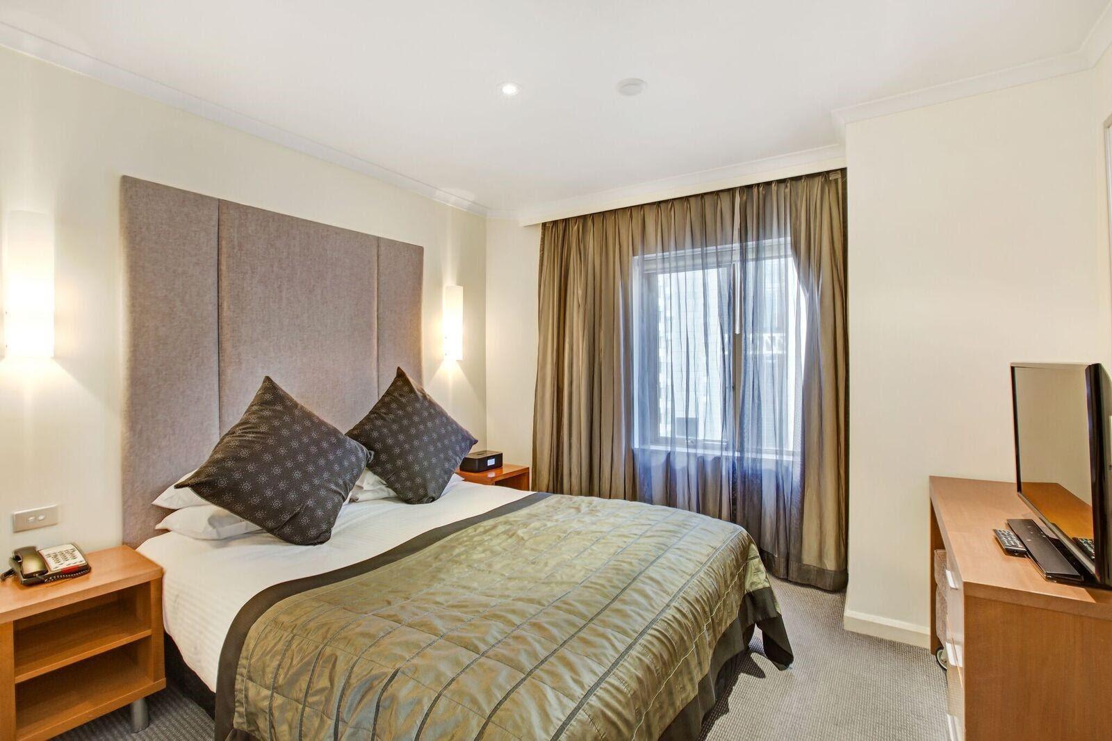 hotel near Sydney Quay West Sydney CBD Furnished Apartments 1201 Gloucester Street