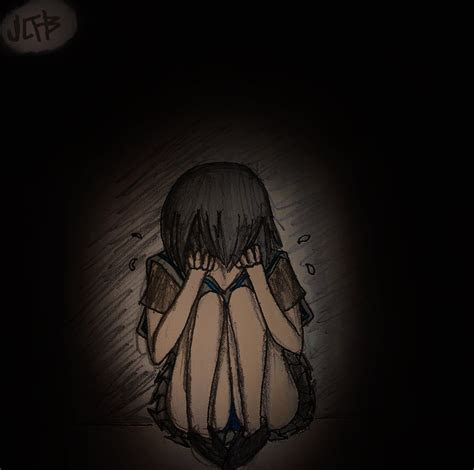 anime drawing crying  ineedpractice  deviantart