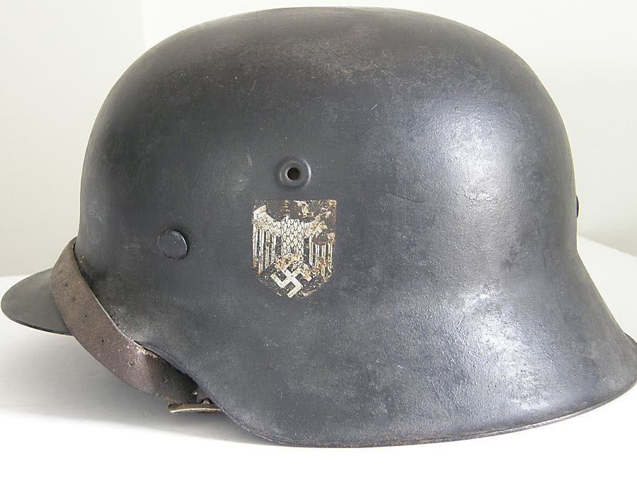 Authentic Ww2 German Helmets - Happy Living