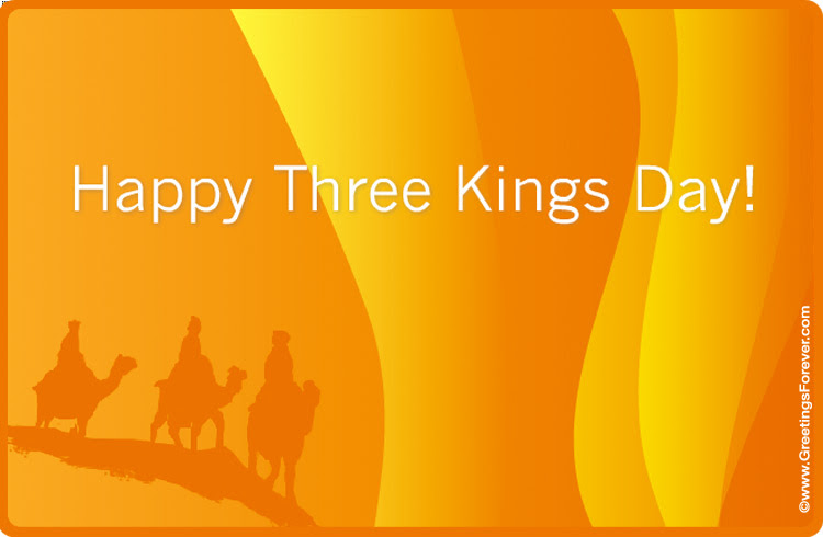 Happy Three Kings Day, Three Kings Day, ecards
