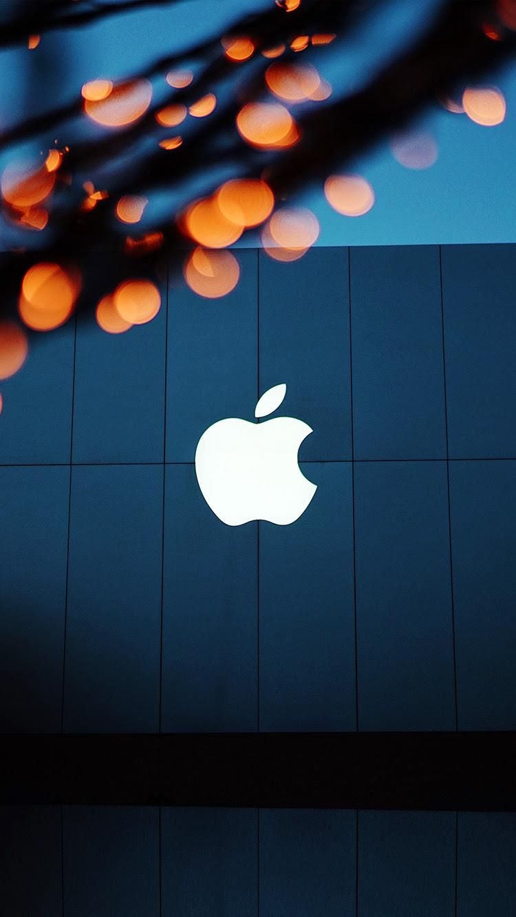 Iphone Xr Wallpaper Apple Logo