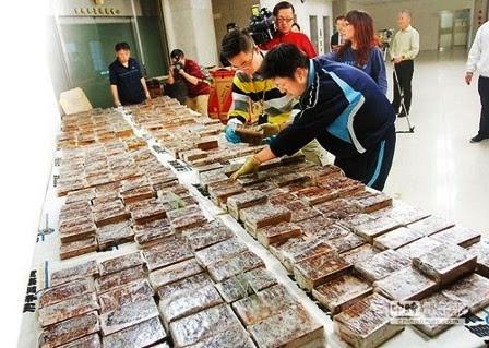 chủ lô hàng, 230kg ma túy, 600 bánh, lọt lưới, an ninh, sân bay
