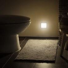 New Night Light Smart Motion Sensor LED Night Lamp Battery Operated