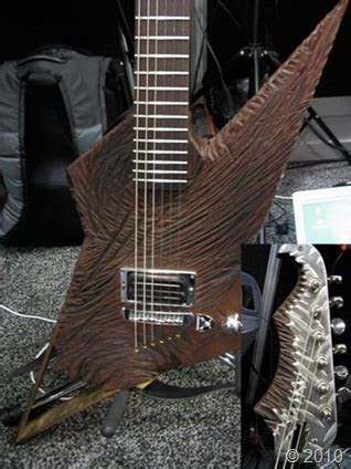 World?s Weirdest Guitar Designs ? Amazing, Extreme, Odd