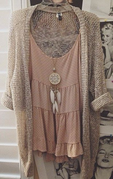 top  boho style spring summer outfits  dress