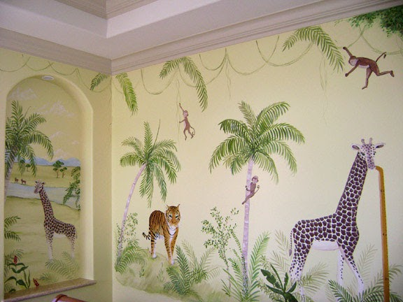 Children S Murals And Room Designschildren S Murals And