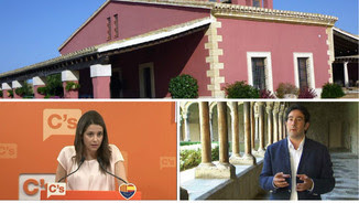 Arrimadas i Cima es casen a Jerez la Frontera