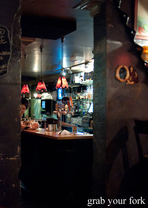 Bar at The Carrington Surry Hills