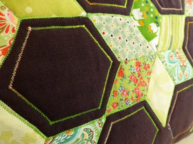 EPP Linen Cushion