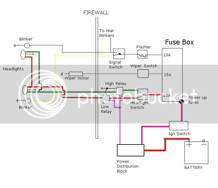 Wire Diagram For 93 Camaro