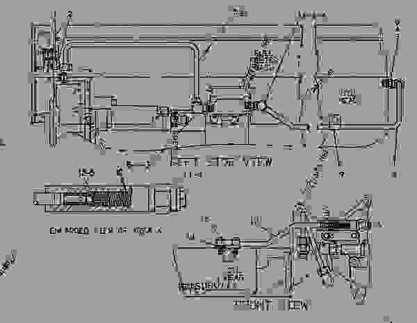 33 Cat 3116 Fuel System Diagram