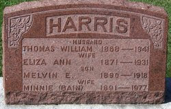 Thomas William Harris