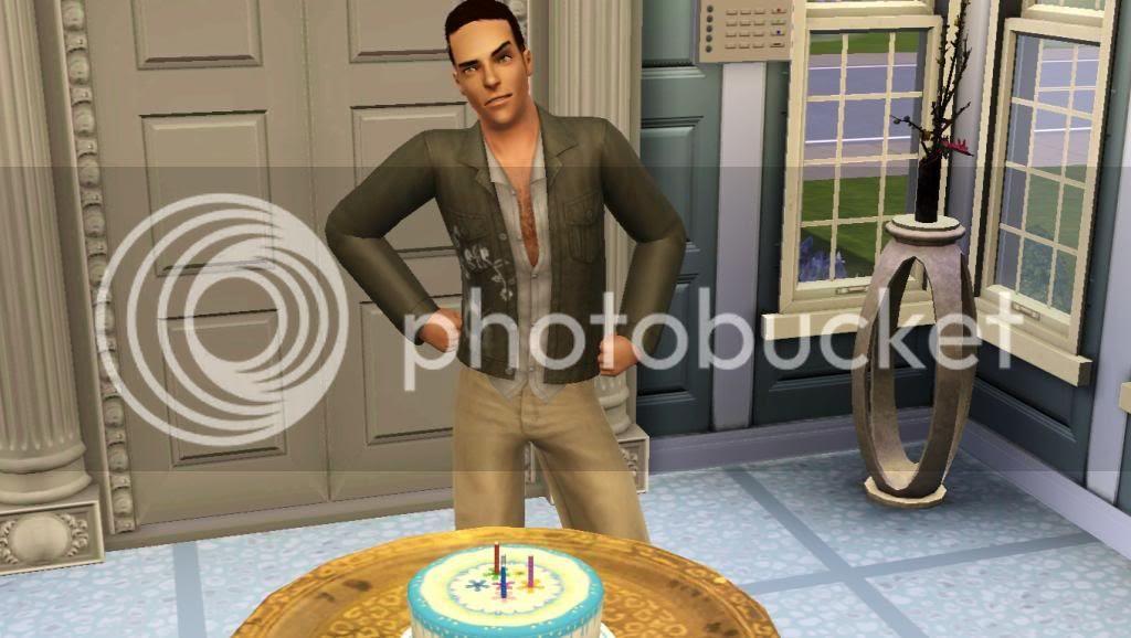 Whippersnapper Birthday Cake