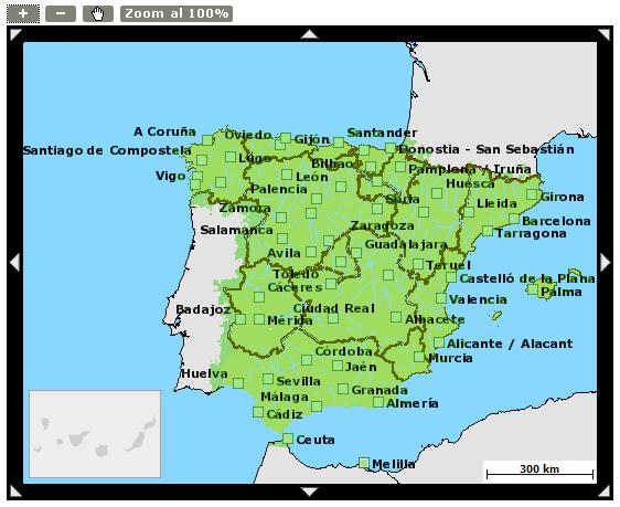 Mapa De Cobertura Yoigo.Mapa Mapa De Cobertura Yoigo