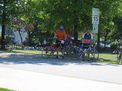Rest stop in Maple Ridge, day 2