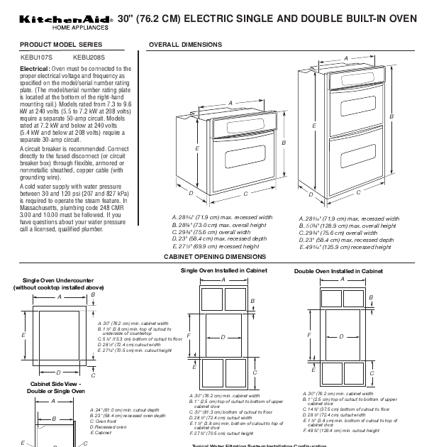 Microwave Oven User Manual