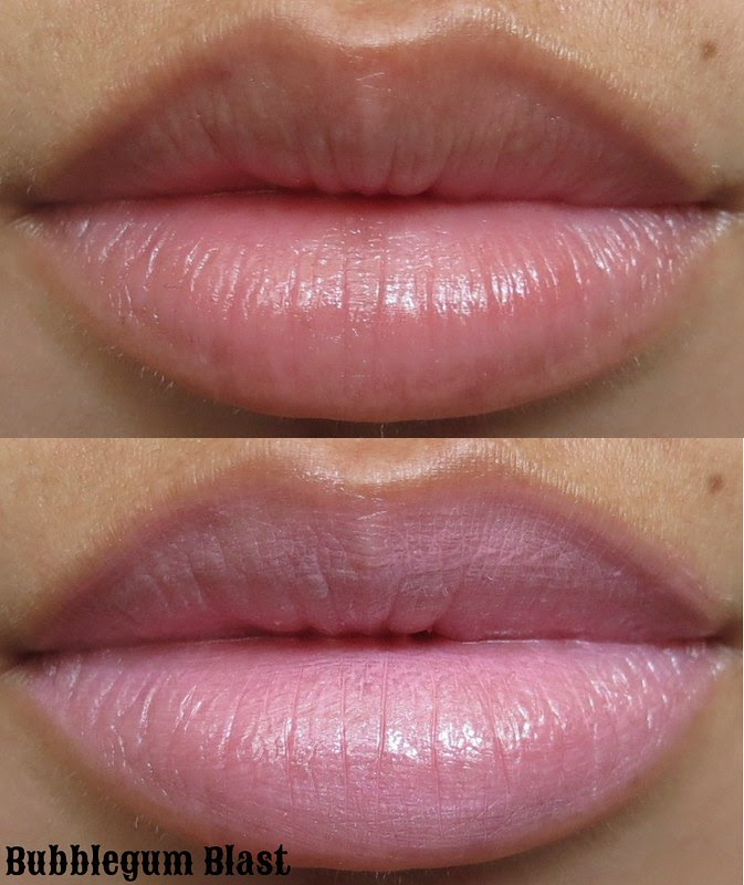 Venomous Cosmetics Bubblegum Blast Lip Swatch