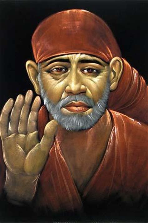 mobile wallpapersshirdi sai baba mobile wallpaper