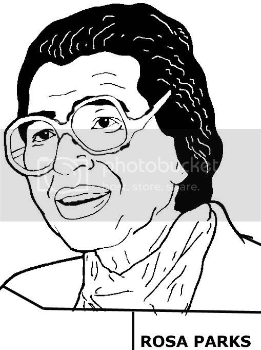 coloring pages black | Every Month Is Black History Month: Black History Coloring ...