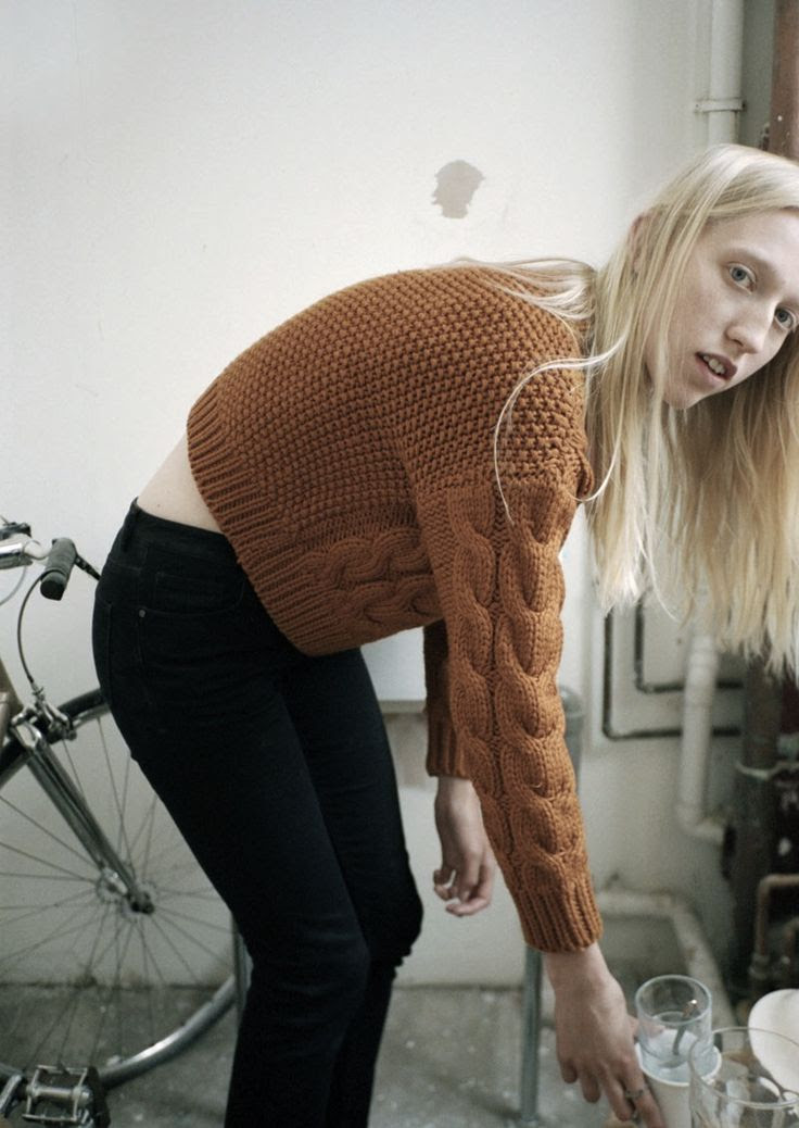 Alice Goddard photographed by Theo Sion for & other stories
