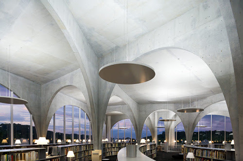 Tama Art University Library — Tokyo, Japan → [subtilitas]